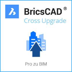CrossUpgrade Pro V21 auf BIM V21 inkl. Wartung
