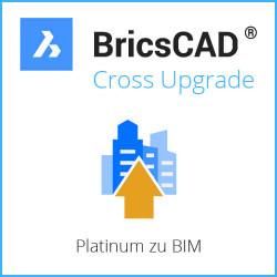 CrossUpgrade Platinum V19 auf BIM V20 inkl. Wartung
