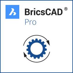 Upgrade BricsCAD V17 Pro / V19 Pro ALL-IN