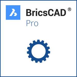 Einzelplatz BricsCAD® Pro V20 Einzelplatz