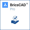 BricsCAD V19 Pro Rental Einzelplatz ALL-IN