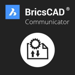 BricsCAD® Communicator V21 Netzwerk inkl. Wartungsvertrag