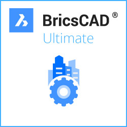 BricsCAD® Ultimate V21 Netzwerk inkl. Wartung