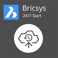 Bricsys 24/7-Start-10GB-1Jahr