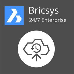 Bricsys 24/7-Enterprise-60GB-1Jahr