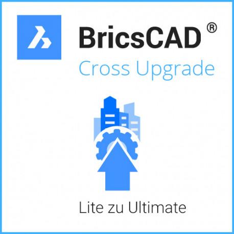 BricsCAD Lite - CrossUpgrade