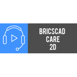 BricsCAD Care-2D