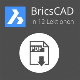 BricsCAD in 12 Lektionen PDF Buch