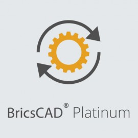 Upgrade BricsCAD V16 Platinum / V18 Platinum