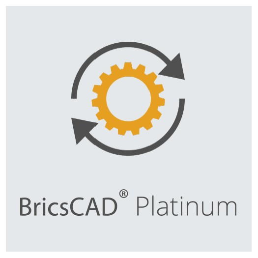 BricsCAD V17 Platinum - Upgrade von V15 Platinum