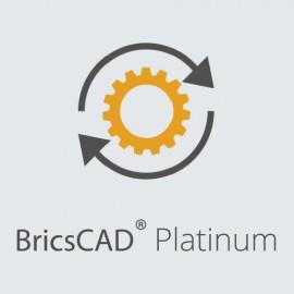 Upgrade BricsCAD V15 Platinum / V18 Platinum