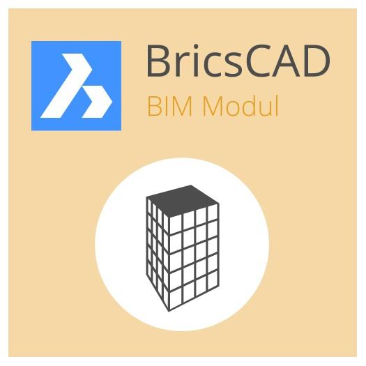 BIM Modul für BricsCAD