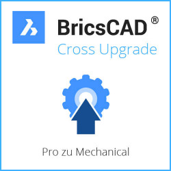 CrossUpgrade Pro V18 auf Mechanical V20 inkl. Wartung