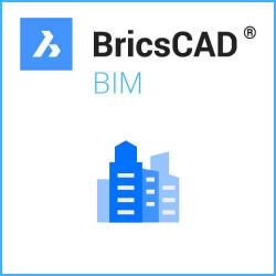 Einzelplatz BricsCAD® BIM V20